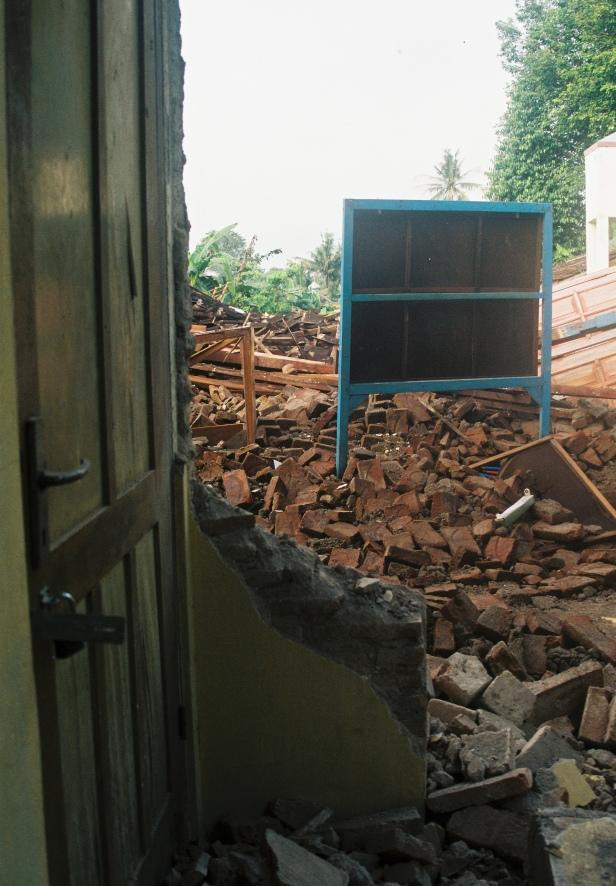 Yogyakarta Earthquake 2006