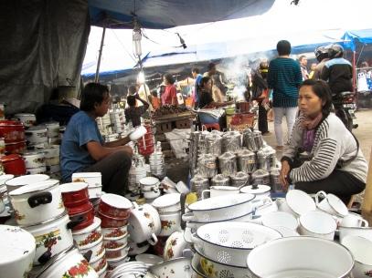 Penjual perkakas dapur