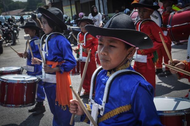 Makassar Culture Carnival 2015
