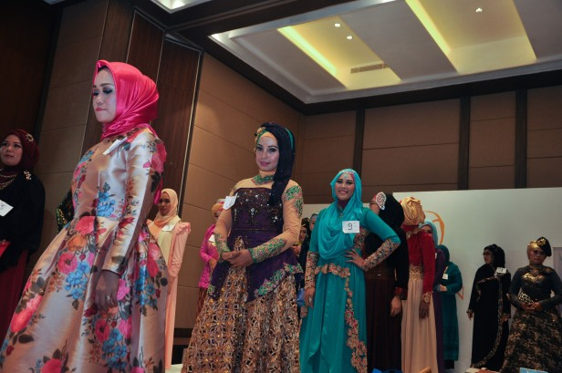 Indonesia Moslem Fasion Expo