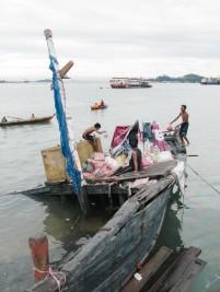 Kapal tenggelam di Tanjungriau
