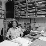 Harsono, pengusaha yang mengembangkan kawasan Tanjung Pantun di Jodoh.