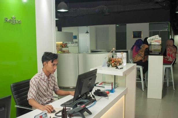 Lobi Regus Makassar