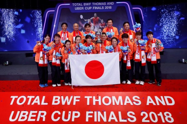 Badminton Thomas and Uber Cup 2018 in Bangkok